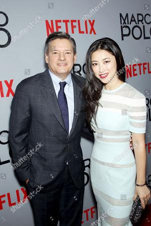 Ted Sarandos (Netflix Chief Content Officer), Zhu Zhu