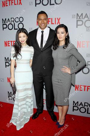 Zhu Zhu, Uli Latukefu, Olivia Cheng