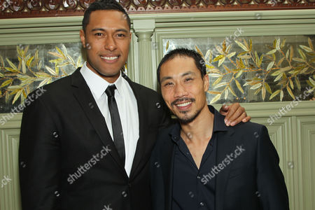 Uli Latukefu and Tom Wu