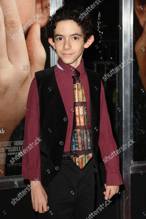 Editorial image of 'Extremely Loud and Incredibly Close' film premiere, New York, America - 15 Dec 2011