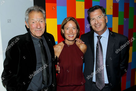 Stock Picture of Israel Horovitz (Director), Rachael Horovitz, Gary Foster (Producers)