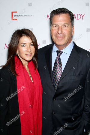 Stock Photo of Laura and Gary Foster (Producer)