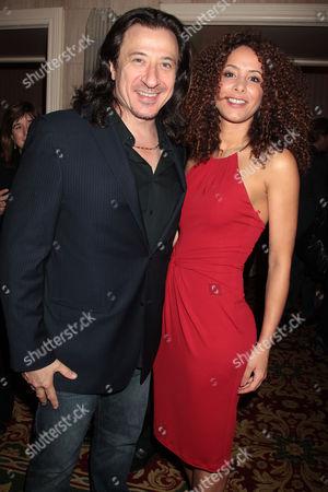 Federico Castelluccio and Yvonne Maria Schaefer