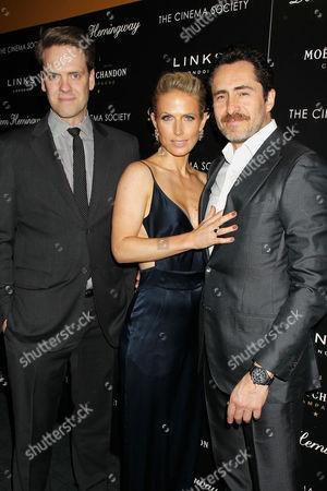 Editorial photo of 'Dom Hemingway' film screening at the Cinema Society, New York, America - 27 Mar 2014