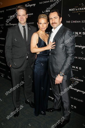 Stock Picture of Robert Dundon, Stefanie Sherk and Demian Bichir