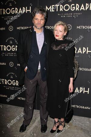 Tod Williams and Gretchen Mol