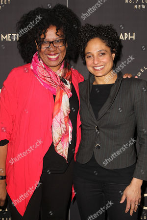 Erika Dilday and Shola Lynch