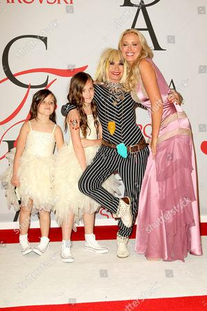 Editorial image of CFDA Fashion Awards, New York, America - 01 Jun 2015