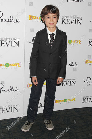 Editorial photo of ' We Need To Talk About Kevin' film screening, New York, America - 15 Nov 2011