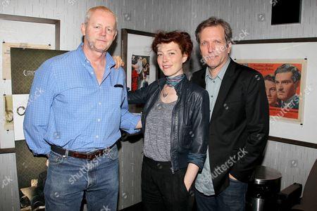 David Morse, Melissa auf der Maur and Martin Donovan