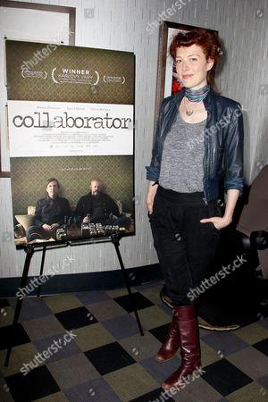 Stock Photo of Melissa auf der Maur