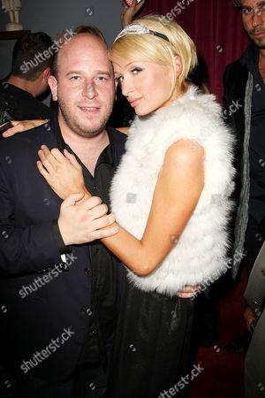 Noah Tepperberg and Paris Hilton