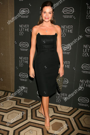 Editorial picture of 'Never Let Me Go' special screening, New York, America - 14 Sep 2010
