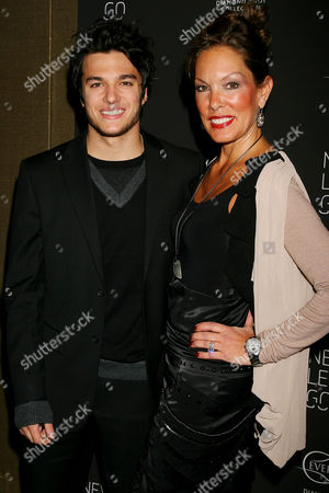 Chris Riggi and mother Michelle Hooper