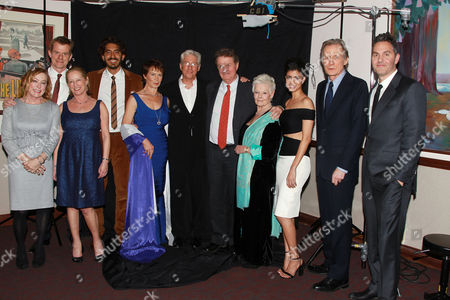 Stock Picture of Nancy Utley and Claudia Lewis with Cast Of The Second Best Exoti
