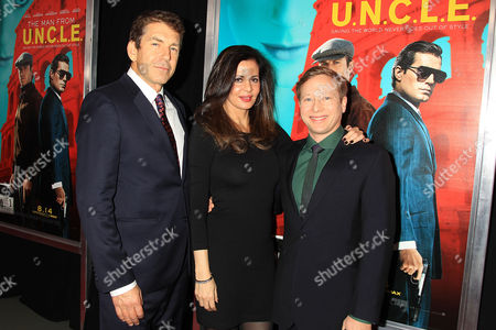 Editorial picture of 'The Man from U.N.C.L.E.' film premiere, New York, America - 10 Aug 2015