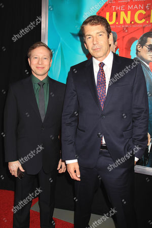 Editorial photo of 'The Man from U.N.C.L.E.' film premiere, New York, America - 10 Aug 2015