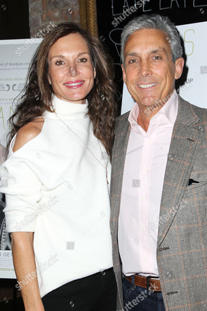 Clo Cohen and Charles Cohen
