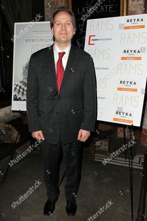 Grimur Hakonarson (Director; RAMS)