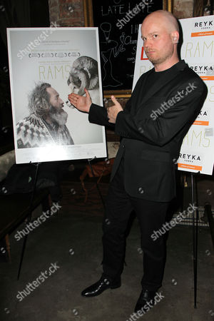 Editorial image of 'Rams' film Premiere after party, New York, America - 27 Jan 2016