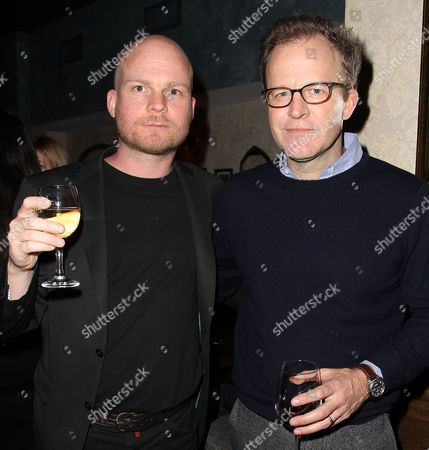 Grimur Hakonarson (Director; RAMS) and Tom McCarthy