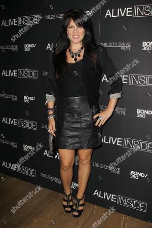 Editorial photo of 'Alive Inside' film screening, New York, America - 16 Jul 2014