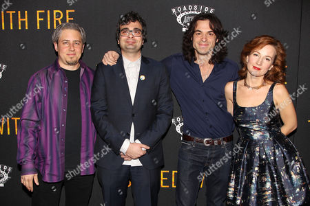 Editorial photo of 'Touched With Fire' film premiere, New York, America - 10 Feb 2016
