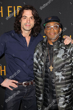 Paul Dalio (Director) and Spike Lee