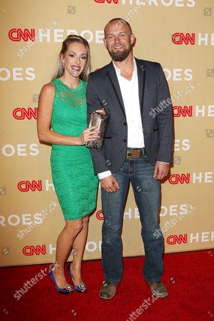Editorial photo of CNN Heroes: An All Star Tribute, New York, America - 19 Nov 2013