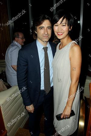 Noah Baumbach (Director), Cindy Cheung