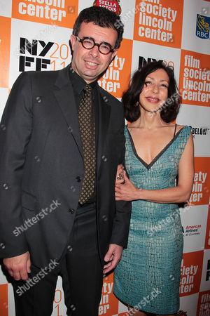 Said Ben Said (Producer) and Yasmina Reza (Screenwriter, Playwright)