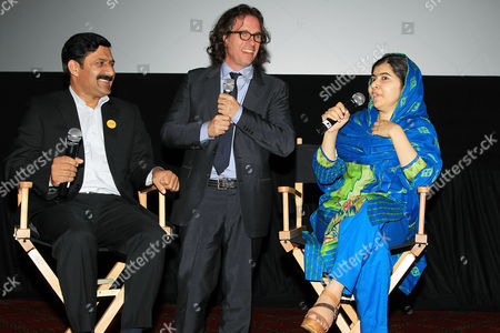 Ziauddin Yousafzai, David Guggenheim, Malala Yousafzai