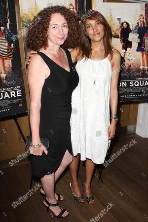 Nancy Savoca (Director) and Neda Armian (Producer)