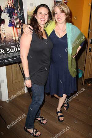Tanya Wexler and Amy Zimmerman