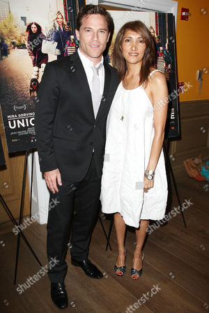 Mike Doyle and Neda Armian (Producer)
