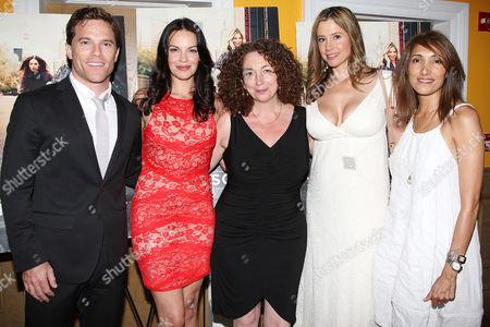 Mike Doyle, Tammy Blanchard, Nancy Savoca, Mira Sorvino and Neda Armian