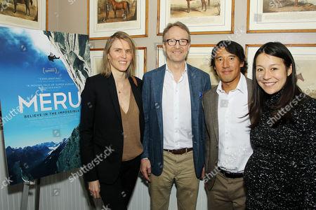 Gabi Hearst, Austin Hearst, Jimmy Chin, Elizabeth Chai Vasarhelyi (Director)
