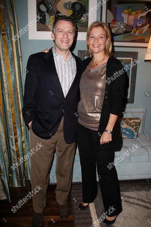 Jeanne Noonan Eckholdt (Hearst) and Eric Eckholdt