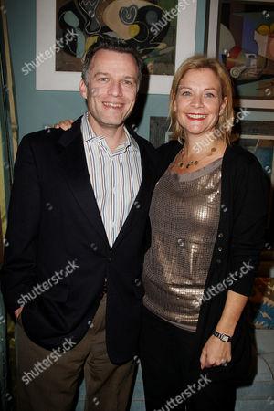 Stock Picture of Jeanne Noonan Eckholdt and Eric Eckholdt