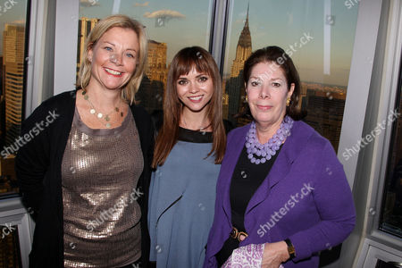 Editorial picture of 'Time Stands Still' Post-Performance Reception, New York, America - 17 Oct 2010