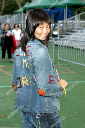 Editorial photo of 'LITTLE MANHATTAN' FILM PREMIERE AT THE 3RD ANNUAL CENTRAL PARK FILM FESTIVAL, NEW YORK, AMERICA - 27 AUG 2005