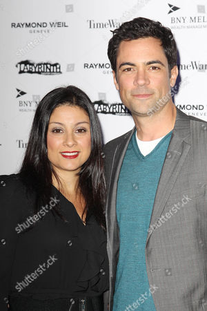 Lilly Pino and Danny Pino