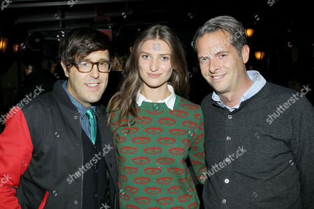Editorial photo of 'Big Sur' film screening, after party, New York, America - 28 Oct 2013