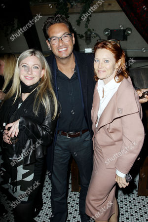 Editorial picture of 'Big Sur' film screening, after party, New York, America - 28 Oct 2013