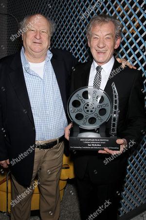 Bobby Zarem, Sir Ian McKellen
