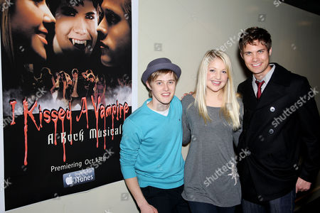 Editorial picture of 'I Kissed A Vampire' Musical Web Series premiere, New York, America - 13 Oct 2009