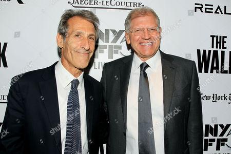Michael Lynton (CEO Sony Entertainment), Robert Zemeckis (Director)