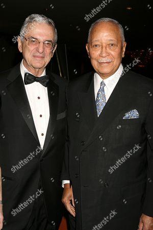 Howard J Rubenstein and David Dinkins