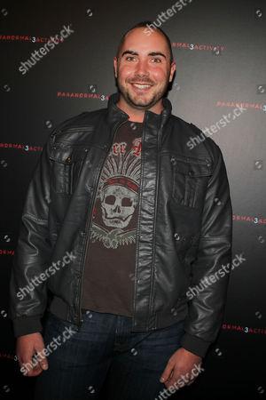 Stock Picture of Gregg Bennett