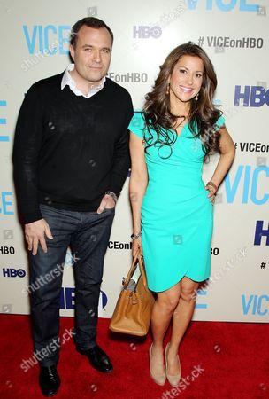 Greg Kelly and Gigi Stone